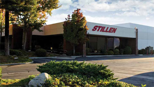 STILLEN headquarters in Costa Mesa, CA