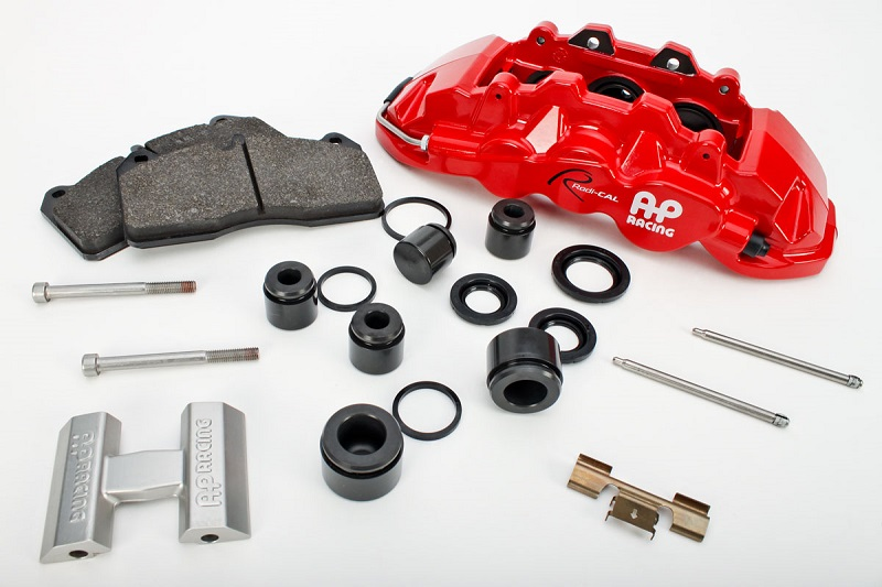 AP Racing Radi-CAL caliper parts