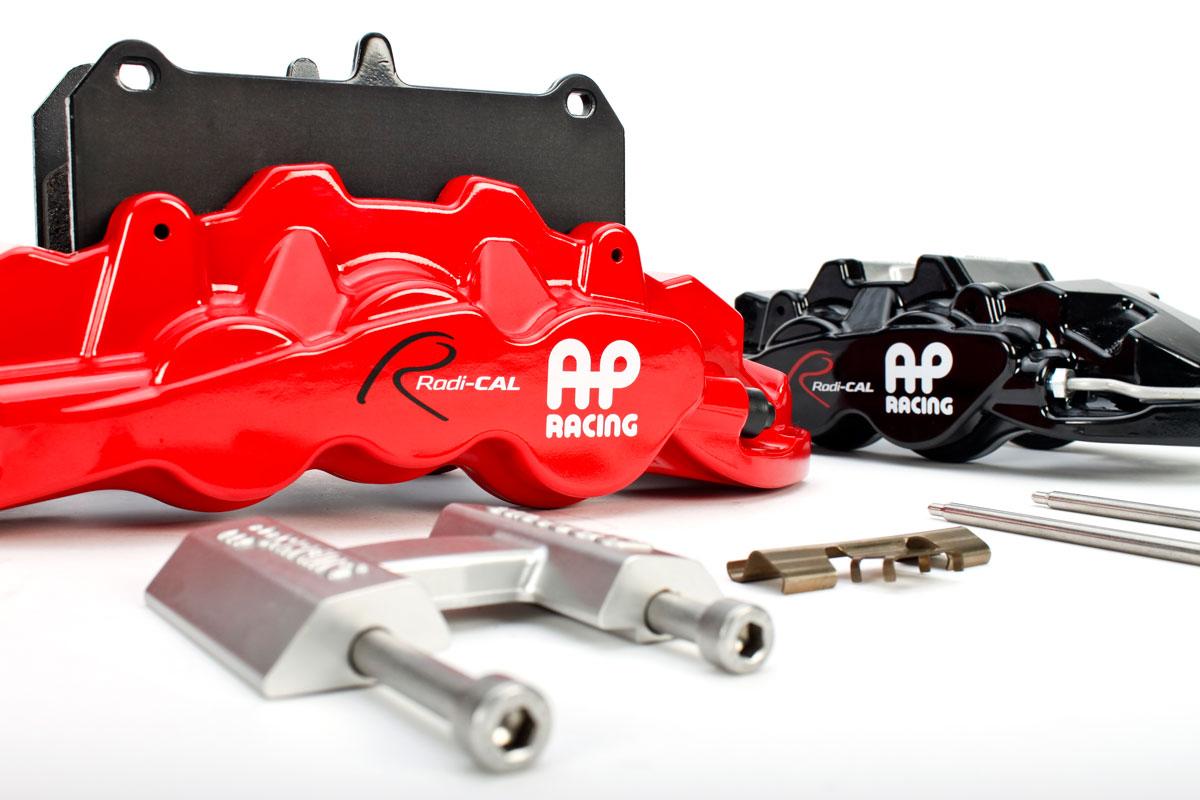 AP Racing Radi-CAL by STILLEN Pressure forged brake calipers