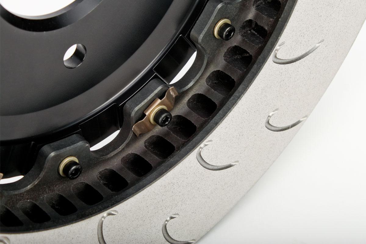 J-hook rotor